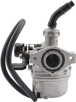Mikuni 19mm Carburetor Carb for 50 70 90 110cc ATV Dirt Bike Kazuma Baja Roketa