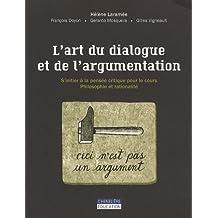 L' art du dialogue et de l'argumentation