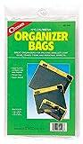 Coghlans 118 Black/Yellow Nylon Mesh Organizer Bags