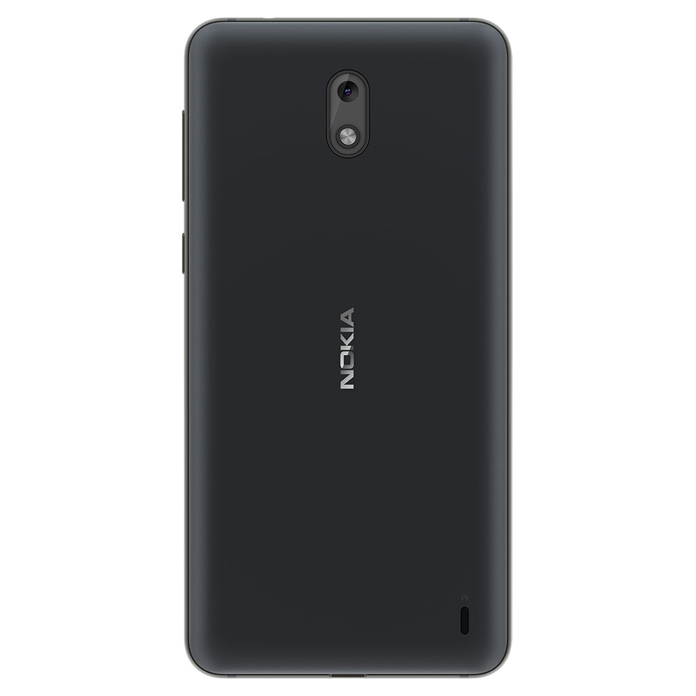 Nokia 2 - Android - 8GB - Dual SIM Unlocked Smartphone (AT&T/T-Mobile/MetroPCS/Cricket/H2O) - 5'' Screen - Black - U.S. Warranty by Nokia mobile (Image #2)