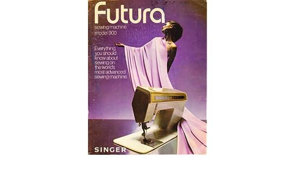 Futura [Máquina de coser modelo 900]: Amazon.es: Belleza