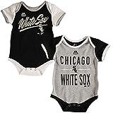 Majestic Chicago White Sox Baby/Infant Descendant 2 Piece Creeper Set