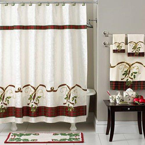 Very Holiday Curtains: Amazon.com MJ88