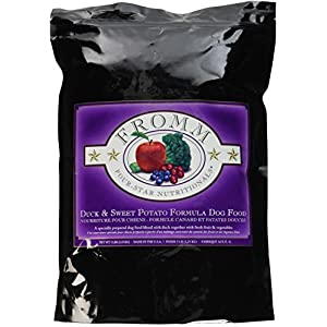 Fromm Four-Star Duck & Sweet Potato Dry Dog Food, 5-Pound Bag 7