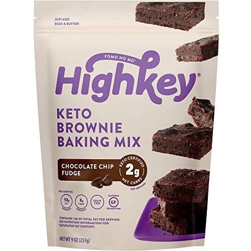 HighKey Snacks Keto Brownie