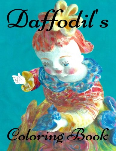 Read Online Daffodil's Coloring Book ebook