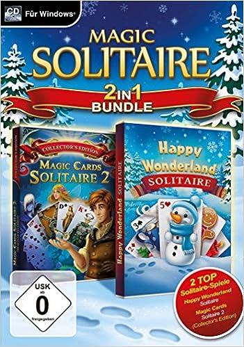 Magic Solitaire 2in1 Bundle  Für Windows Vista/7/8/10