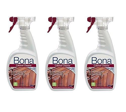 Bona Cabinet Cleaner, 36 oz (3 Pack) | eBay