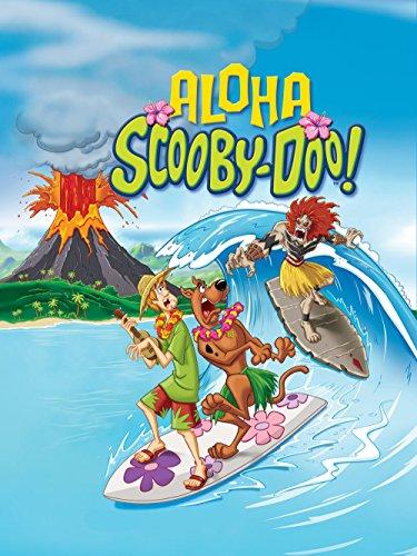 DVD : Aloha Scooby-Doo!