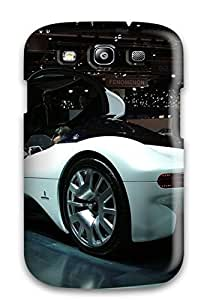 Durable Maserati Birdcage 19 Back Case/cover For Galaxy S3