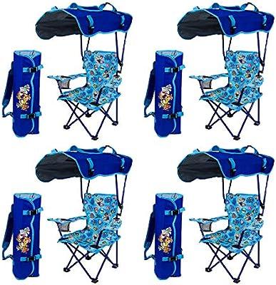 Miraculous Amazon Com Kelsyus Kids Paw Patrol Portable Folding Pdpeps Interior Chair Design Pdpepsorg