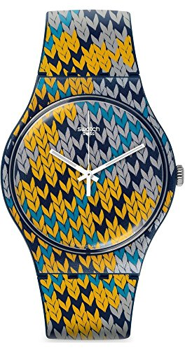 Swatch SUON110 New Gent Summer Socks Watch by Swatch