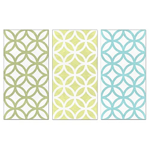 Modern Quilt Art, Citron 12 size 12x24 Pattern Multipack (3PK) by Unknown