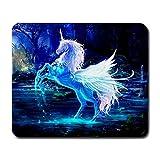 1 X Crystal Unicorn Mouse Pad