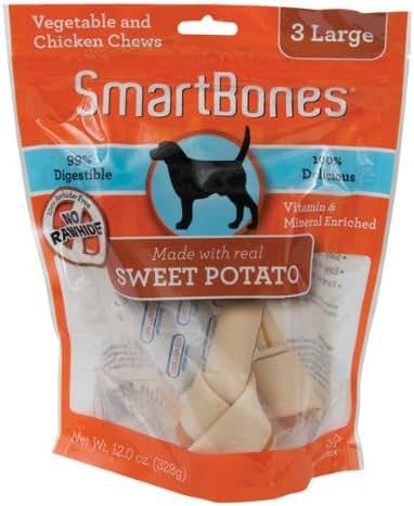 SmartBones Sweet Potato