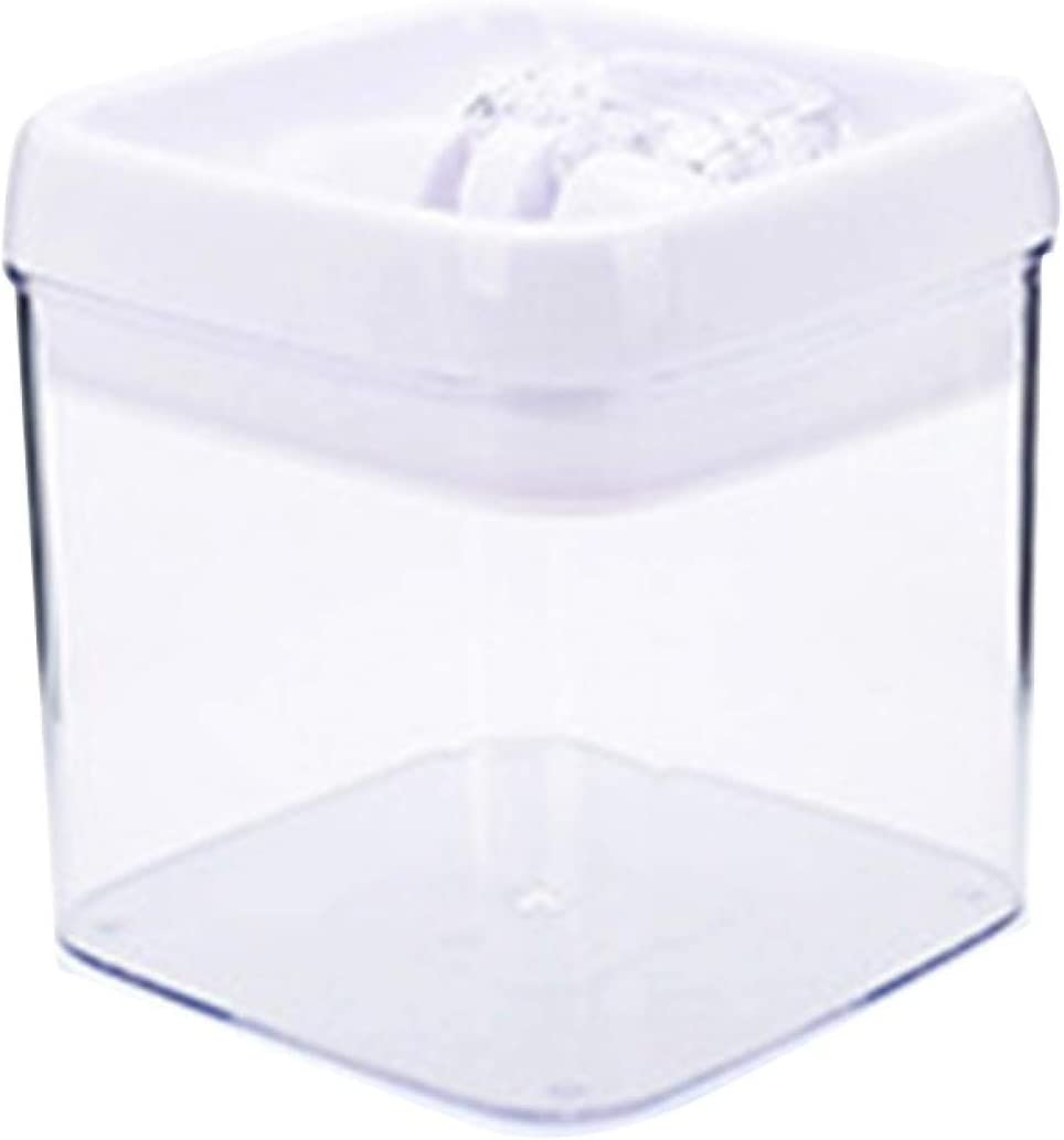 FIgures Pantry Organization Food Storage Containers with Airtight Lids, Kitchen Storage Containers of Different Specifications, BPA-Free Plastic Containers for Food Storage (S-0.9L)