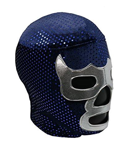 Special Edition Blue Demon Professional Lucha Libre Wrestling Mask (Premium Quality). Mascara Profesional Lucha Libre