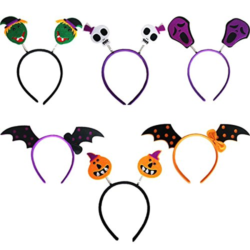 6 Pack Halloween Dressup Cosplay Hair Clasp Halloween Costume Party Gothic (Most Creative Halloween Costumes)