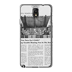 Best Cell-phone Hard Cover For Samsung Galaxy Note3 (TTA14374gPKo) Provide Private Custom HD Grateful Dead Pattern