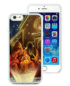 Personalize offerings iPhone 6 Case,Merry Christmas White iPhone 6 4.7 Inch TPU Case 57