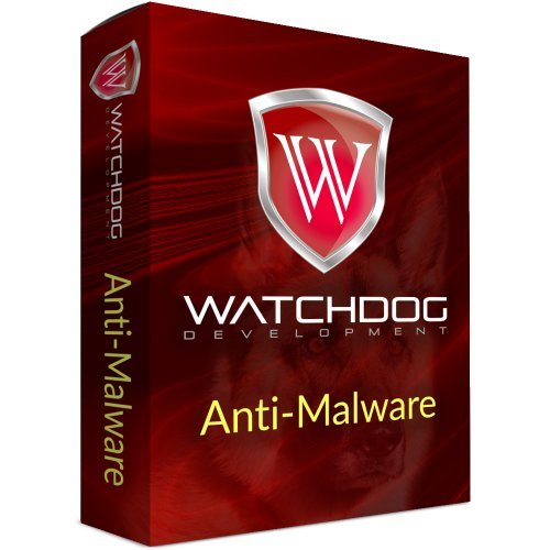 WATCHDOG Anti-Malware 1 PC DVD Lifetime of Device from Watchdog