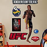 Anderson Silva Wall Decal 25 x 74in