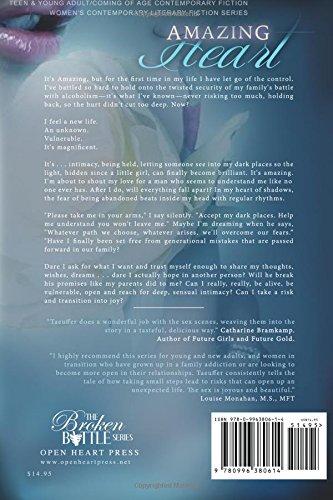 Amazing Heart Broken Bottles Volume 4 Pamela Taeuffer 9780996380614 Amazon Books