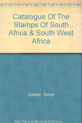 Catalogue Of The Stamps Of South Africa & South West Africa
