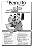 Bernina Bernette MO-234 Overlocker Serger Machine Owners Instruction Manual