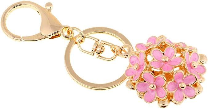 Lovely Rhinestone Handbag Bag Pendant Key Holder Women Girl Gift Key Chain