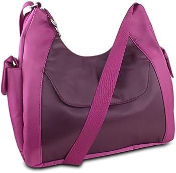 Travelon Hobo-Style Bag with RFID Protection