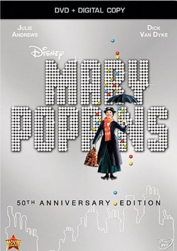 Mary Poppins, 50th Anniversary Edition (DVD)