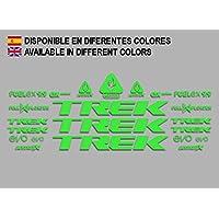 PEGATINAS STICKERS TREK FUEL EX 9.9 BIKES F144