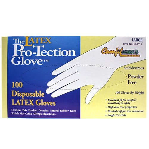 comfitwear-disposable-latex-gloves-powder-free-size-large