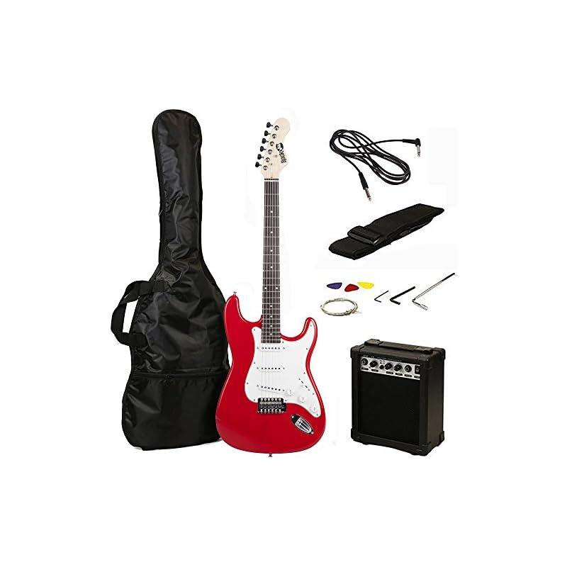 RockJam 6 String ST Style Electric Guita