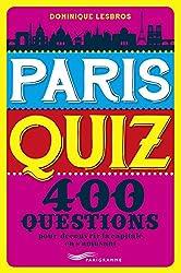 Paris quiz 2014