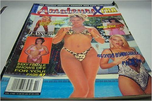 Amateur busty blonde bikini similar