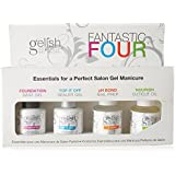 Gelish Fantastic Four Gel Polish Kit