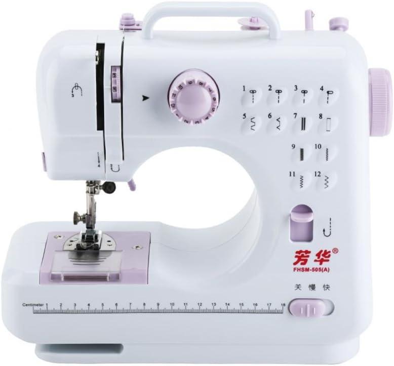 fhsm 505 A máquina de coser electrónica con la Pedal de Pie ...