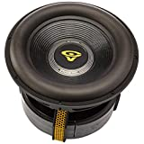 CERWIN VEGA SPRO122D Stroker PRO 4000 Watts Max 2 Ohms/2000Watts RMS Power Handling 12-Inch Dual Voice Coil