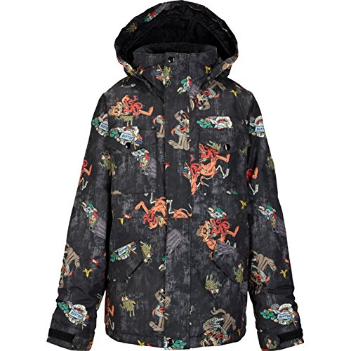 Burton Fray Jacket Boys' Trash Norris S by Burton