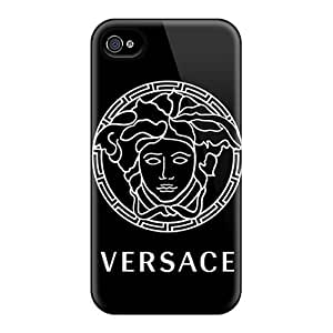 Great Hard Phone Case For Iphone 6plus With Allow Personal Design Vivid Versace Theme Pictures JasonPelletier