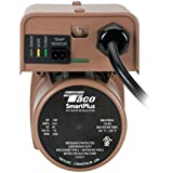 Taco 006-IQBC4 Bronze Smart Plus 1/2-Inch Sweat with Line Cord and Electronic Smart Timer