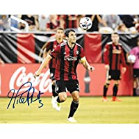 fan products of Michael Parkhurst signed Atlanta United FC 8x10 photo autographed MLS Proof 2 - Autographed Soccer Photos