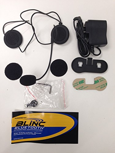Blinc M1 Bluetooth 2.0 Integrated Communication Module Add On for All Helmets by VCAN (Image #4)