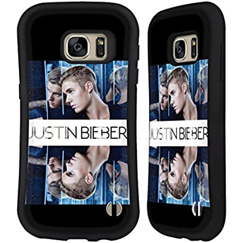 Official Justin Bieber Mirrored Purpose Hybrid Case for Samsung Galaxy S7 Sales