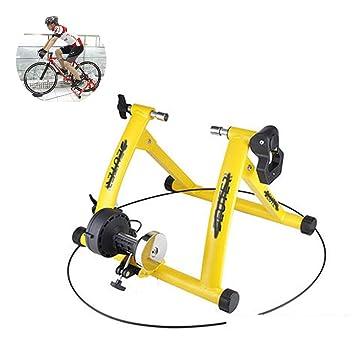 XULONG Entrenador de Bicicleta, 26-28 Pulgadas Plataforma de ...