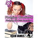 Pledging Obedience (Pledging the Futa Sorority 1)