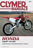 Honda CR250, 1997-2001, Clymer Publications Staff and Penton Staff, 0892877898