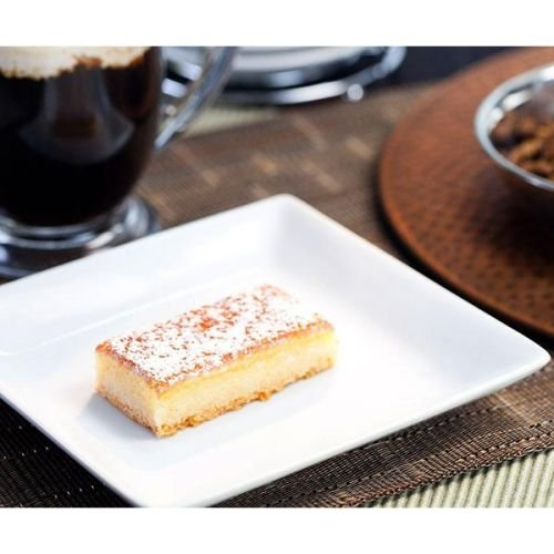 Coffee House Cafe Decadent Lemon Bar -- 12 per case.